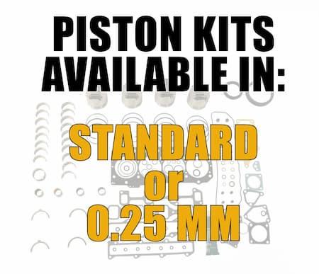 yanmar 4tne88 piston kits availability | Highway & Heavy Parts