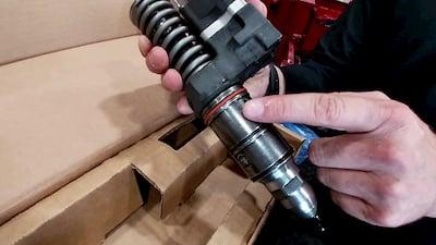 dd 50 60 fuel injector | Highway & Heavy Parts