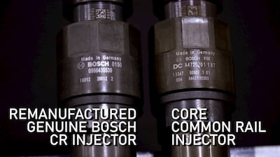 detroit bosch injector core and replacement | Highway & Heavy Parts