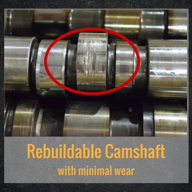 The Camshaft Reconditioning Process | Highway and Heavy Parts