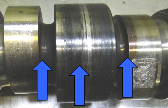 Camshaft Failure: Camshaft Bearings | Highway and Heavy Parts