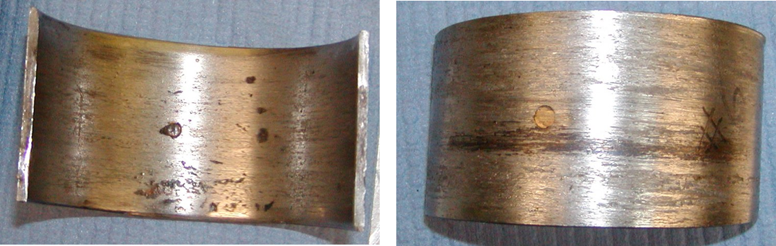 Spun Connecting Rod Bearing | Highway & Heavy Parts