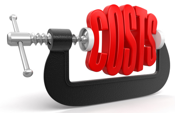 Squeezing Costs
