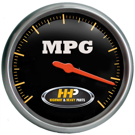 Improve Fuel Economy MPG Gauge HHP | Highway & Heavy Parts