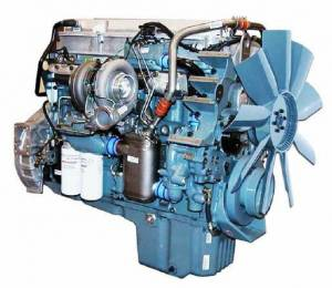 Detroit Diesel Series 60 Engine Spotlight Highway