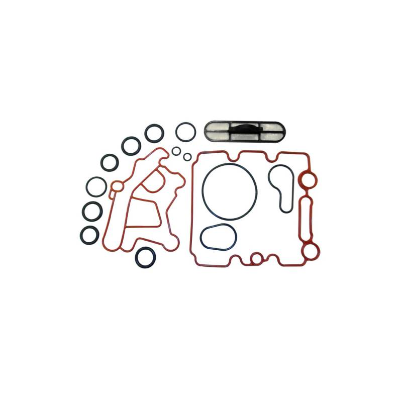 Isk634 Ford Powerstroke 6 0l Oil Cooler Gasket Kit