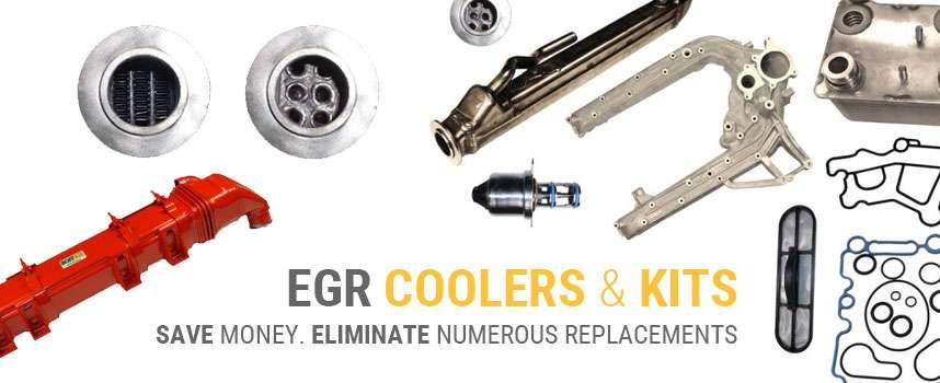 EGR Coolers & Kits