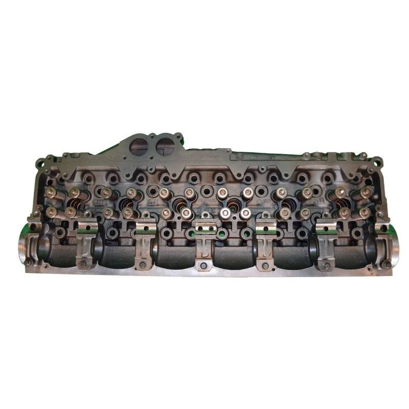 Detroit Diesel Series 60 >> 23525566 Detroit Diesel Series 60 11 1 12 7 Cylinder Head With Valves Remanufactured