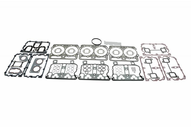 4089371 | Cummins N14 Upper Engine Gasket Set with Brake