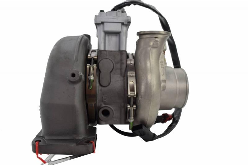 3767306 | Cummins ISX/QSX Turbocharger, Remanufactured