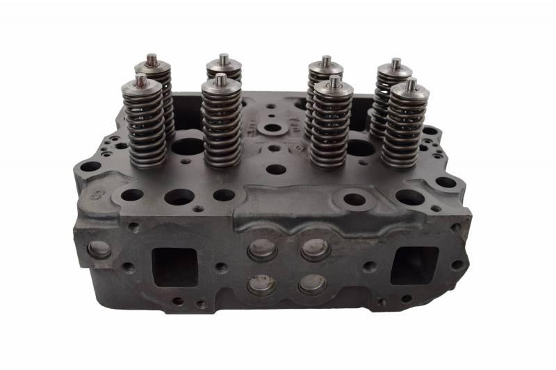 3406742 | Cummins N14 Flat Deck Cylinder Head
