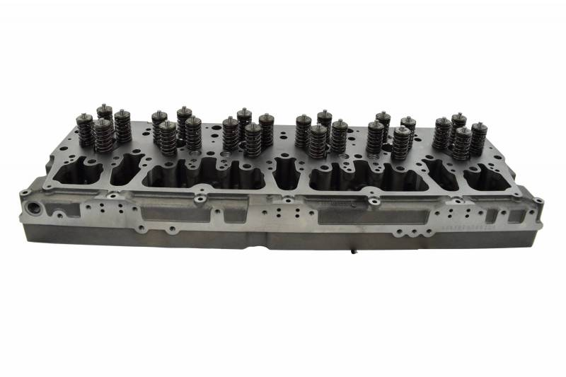 CATERPILLAR C10/C12 CYLINDER HEAD WITH VALVES, NEW| Highway & Heavy Parts