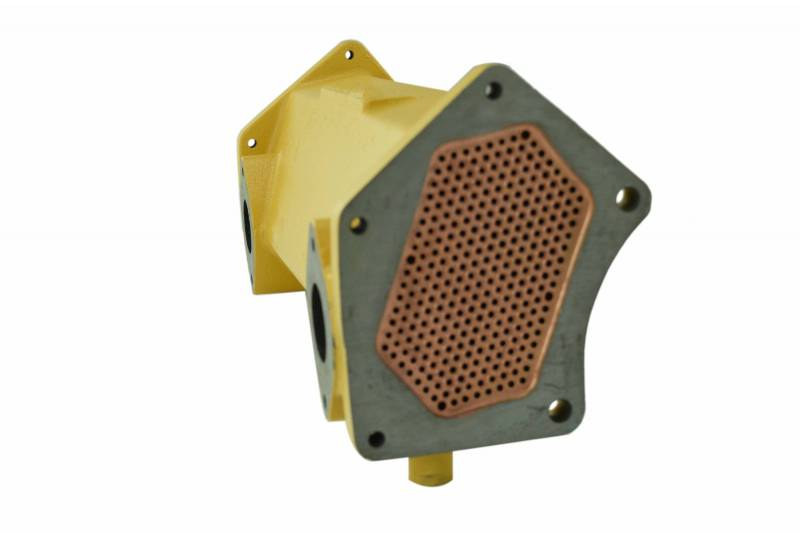 10R-2128 | Caterpillar C13 Oil Cooler, New | Highway and Heavy Parts