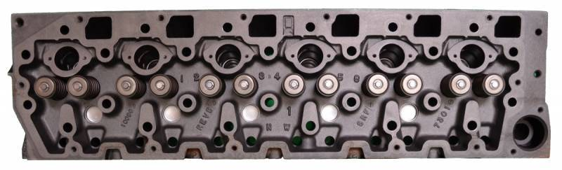 NAVISTAR DT466E CYLINDER HEAD WITH VALVES, REMANUFACTURED| Highway & Heavy Parts