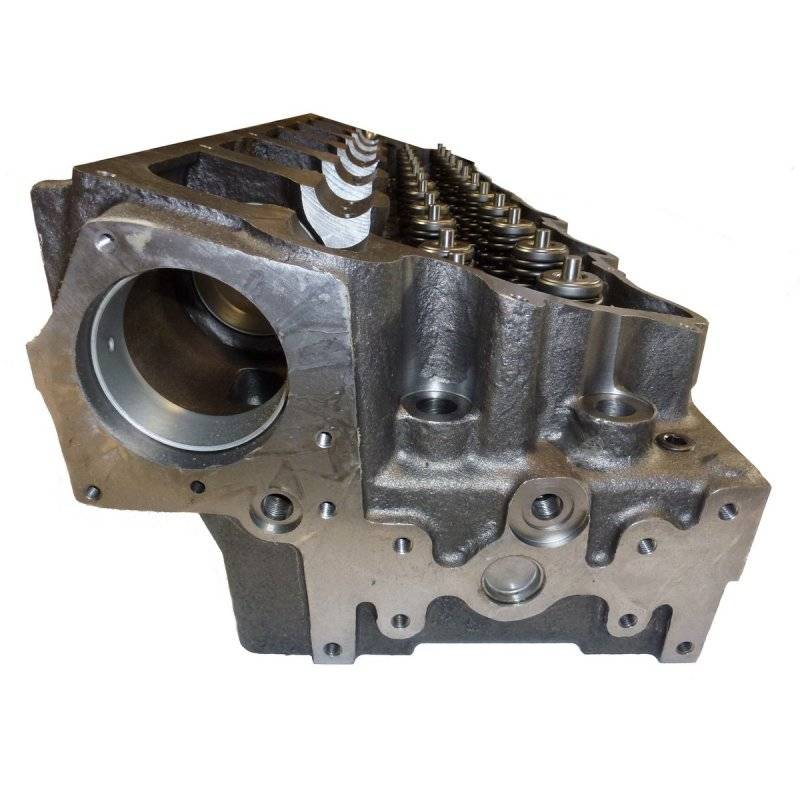 CATERPILLAR C15 ACERT LOADED CYLINDER HEAD, REMANUFACTURED | Highway & Heavy Parts