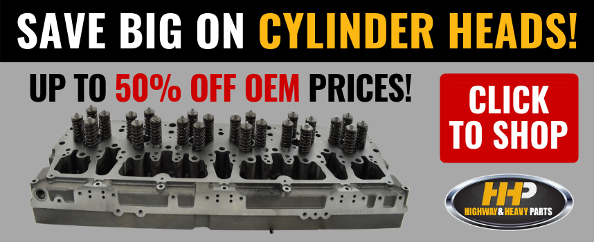 Save Big on Cylinder Heads from HHP