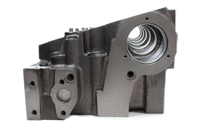 Caterpillar C15  C15 Acert  3406e Stage 3 Loaded Cylinder Head W  Inconel Intake  Exhaust Valves