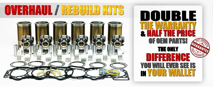 Overhaul / Rebuild Kits