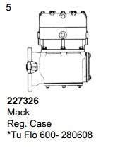 227326 | Mack Brake Air Compressor - Image 1