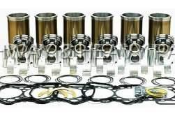 MCOH2250115-C15 | Caterpillar C15 Overhaul Rebuild Kit (Liner Seals, Piston Crowns, Liner Bands)