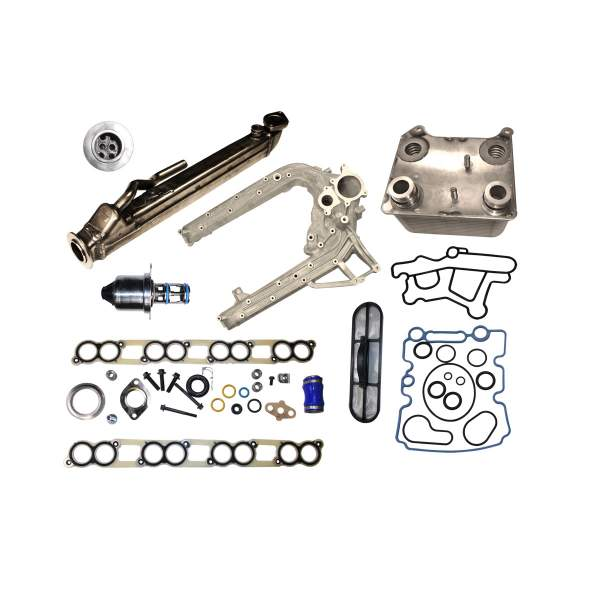 EGR500-5 | Ford 6.0L Egr Cool/Valve/Int Man/Oil Cool Pkg