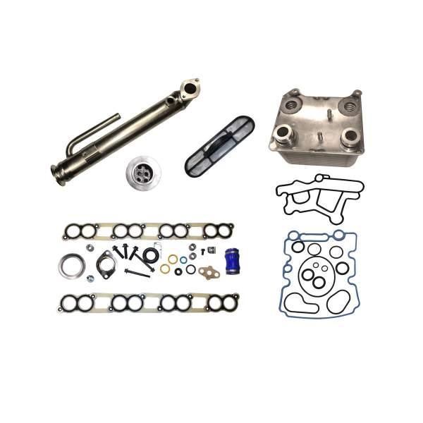 EGR501-3 | Egr Cooler/Oil Cooler Pkg