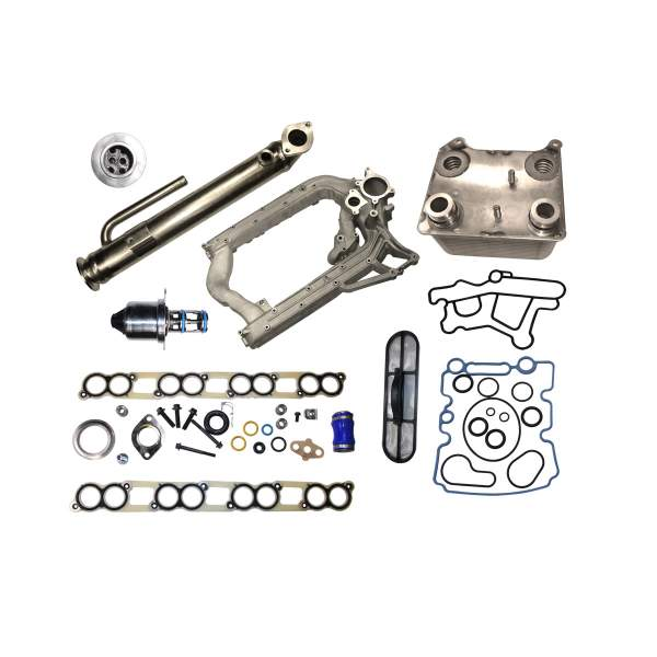 EGR501-5 | Egr Cool/Valve/Int Man/Oil Cool Pkg