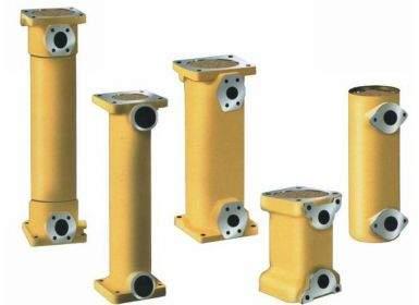 6N9213   Caterpillar Oil Cooler. D343G - Image 1