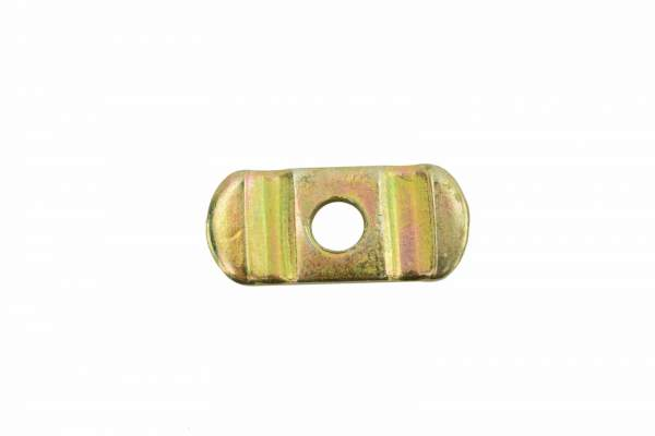 1W9168 | Caterpillar 3406/B/C Fuel Line Clamp, (Top)