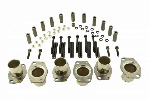 MCB3406EHKT | Caterpillar 3406E/C15 Exhaust Hardware Kit (Kit View 1)
