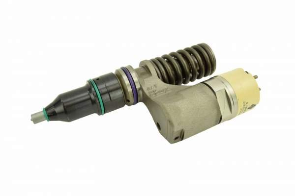 10R0968R | Caterpillar C10/C12 Fuel Injector, Remanufactured (Angle)