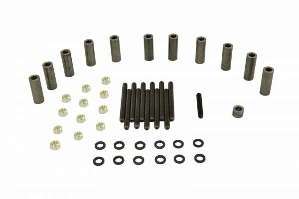 MCBC15ESK | Caterpillar C15 Exhaust Stud Kit (Nuts, Studs, Spacers, Washers)