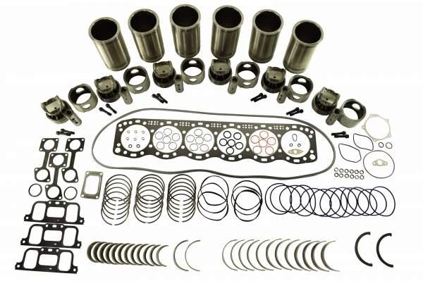 MCIF23532555 | Detroit Diesel S60 Inframe Rebuild Kit (Gaskets, Pins, Skirts)
