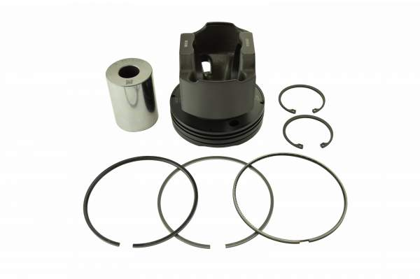 2881873 | Cummins ISX1/ISX2 Piston Kit, New (Kit 1)