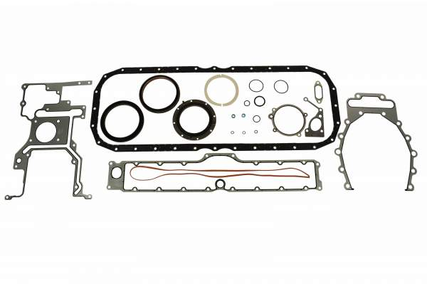 4955590 | Cummins ISX/QSX Lower Engine Gasket Set, New (O-Rings)