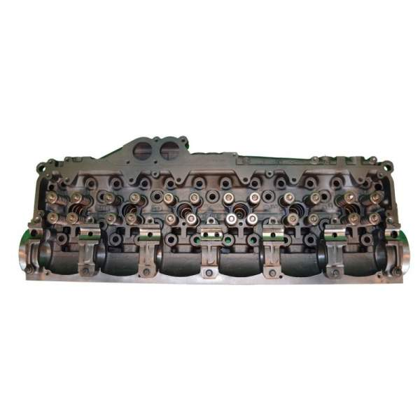 23525566 | Detroit Diesel Series 60 11.1/12.7 Cylinder Head with Valves, Remanufactured (Top)