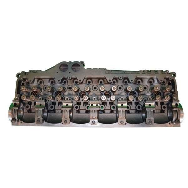 23525566 | Detroit Diesel Series 60 11.1/12.7 Cylinder Head with Valves, Remanufactured (Top)