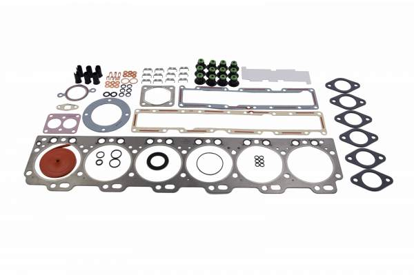 4025271 | Cummins 6C Upper Engine Gasket Set | Highway and Heavy Parts (Injector Seals, O-Ring Seals, Connection Gasket)