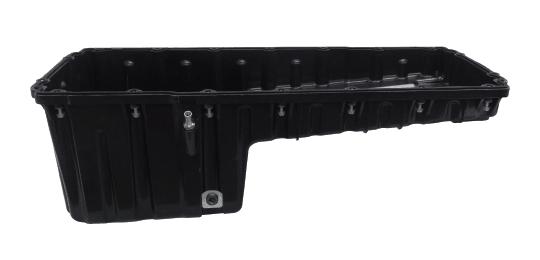 A4720102313 | Detroit Diesel Series DD15 Oil Pan, New (Side)