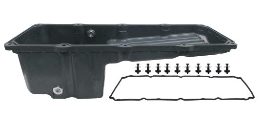 641283 | Detroit Diesel Series 60 Oil Pan Kit (Front Sump), New  (Isolator Assemblies)