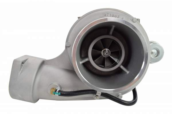 0R7299 | Caterpillar C15/3406E Turbocharger with Wastegate, New (Front)