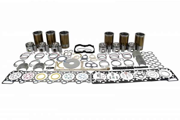 MCIF1807352 | Caterpillar 3406E Inframe Rebuild Kit (Cylinders, Liners, Gaskets)