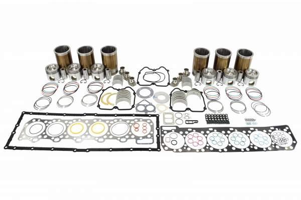 2250115-C15 | Caterpillar C15 Inframe Rebuild Kit (Piston Pins, Liners, Ring Sets)