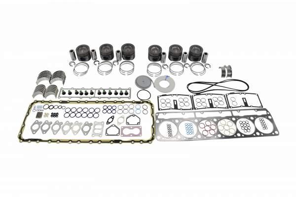 2382698 | Caterpillar C7 Inframe Rebuild Kit (Pistons, Piston Pins, Ring Set)