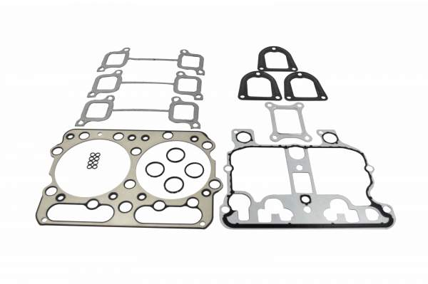 4089372 | Cummins N14 Single Head Upper Set, New (Electronic with 3 Exhaust Gaskets)