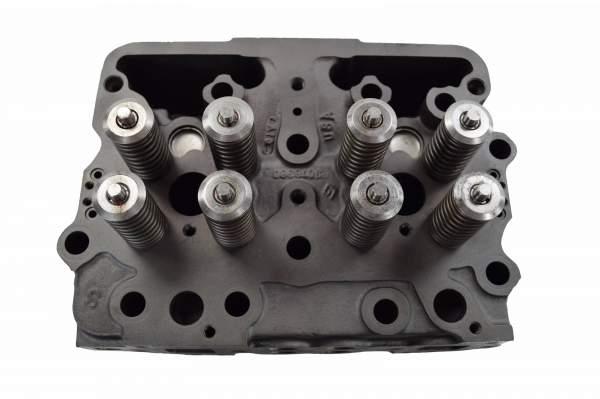 3406742 | Cummins N14 Flat Deck Cylinder Head, Remanufactured (Stud Holes)