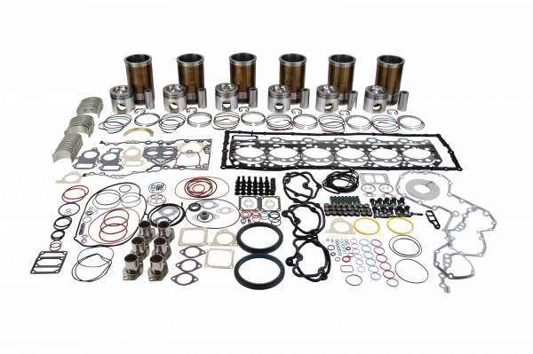 1807352 | Caterpillar C15 Overhaul Rebuild Kit (Pistons, Liners, Gaskets)