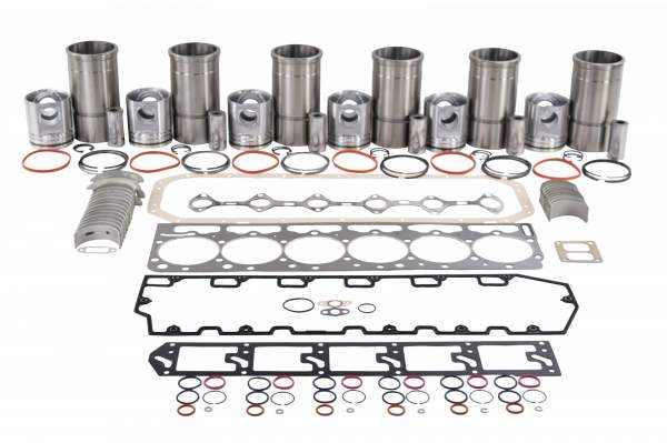 1836195C96 | Navistar DT466E Kit Inframe Rebuild Kit (Cylinder Head Gasket, Cylinder Kit, Thrust Bearings)