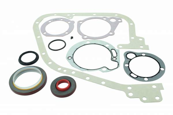 225 | Cummins N14 Gear Cover Gasket Set, New