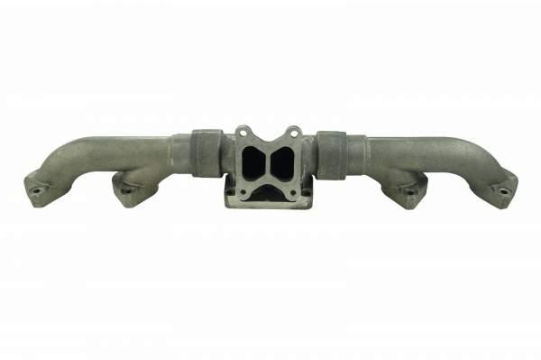 3680650 Cummins ISX Exhaust Manifold -front